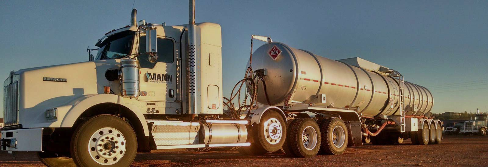 Oilfield Hauling Services